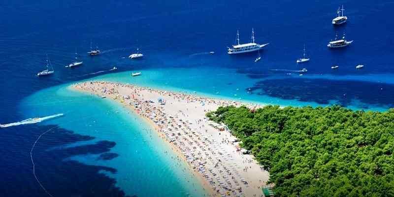 Best Beaches In Vir Croatia